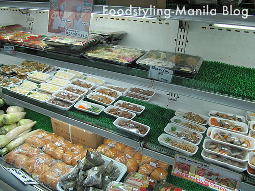 Japanese Grocery Ing At New Hatchin Food Styling Manila